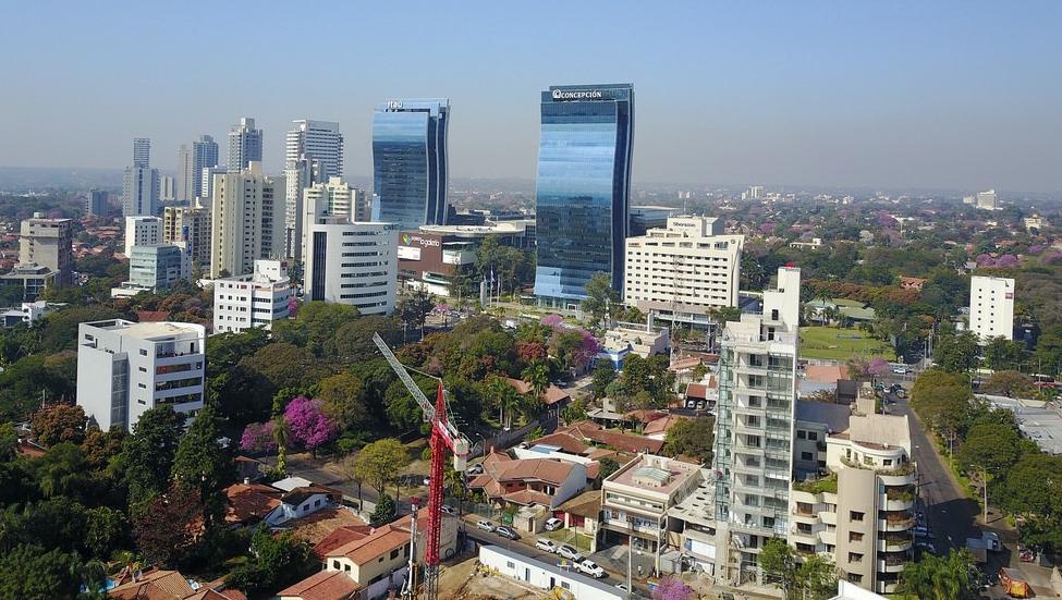 Capital of Paraguay, Asuncion