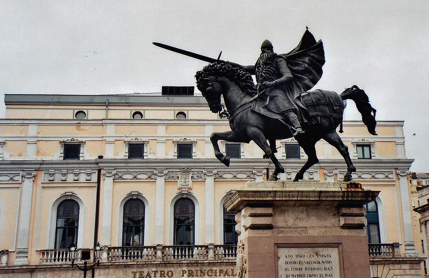 El Cid, Spain