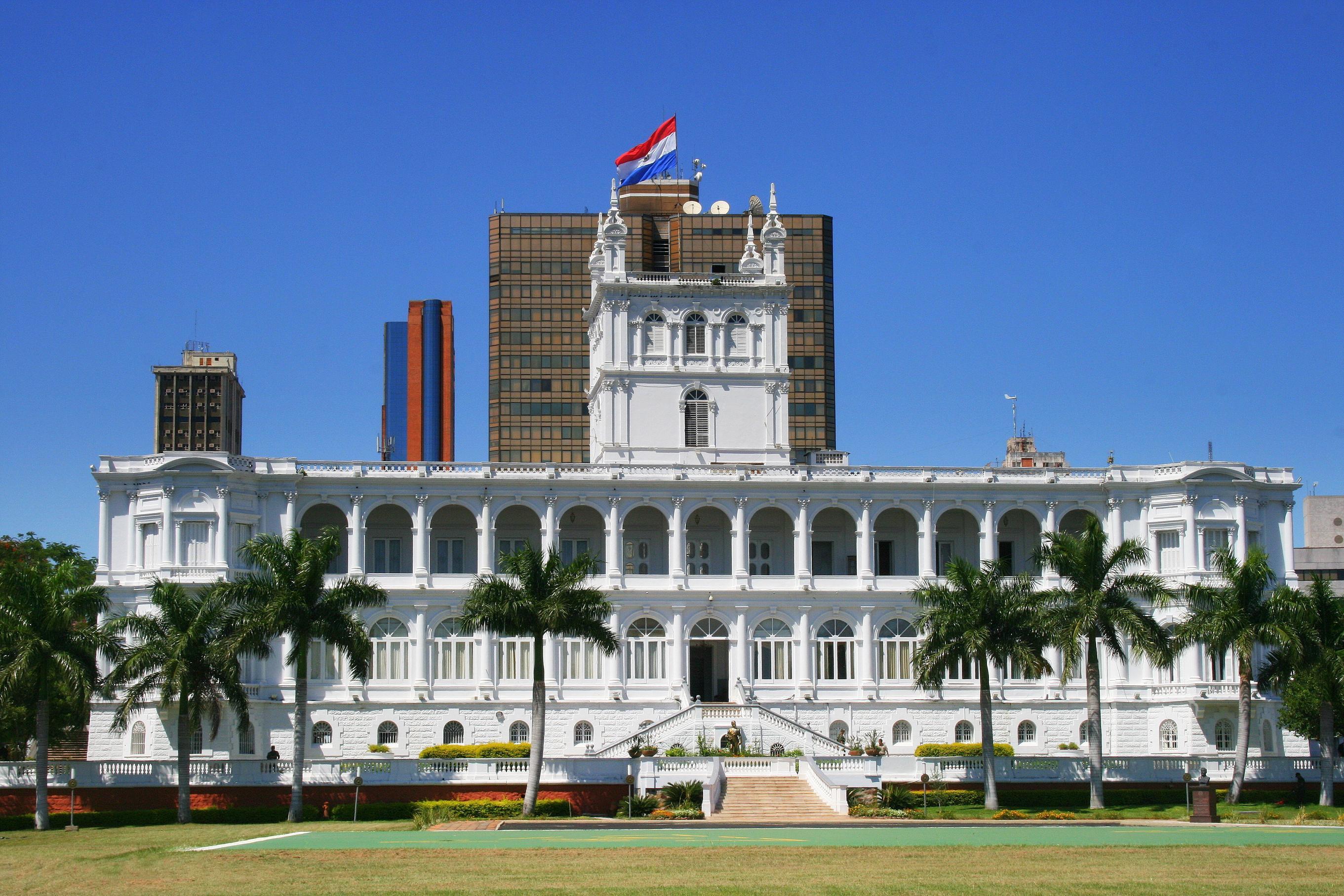 Gran Palace Paraguay