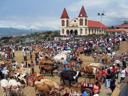 Market of Costa Rica