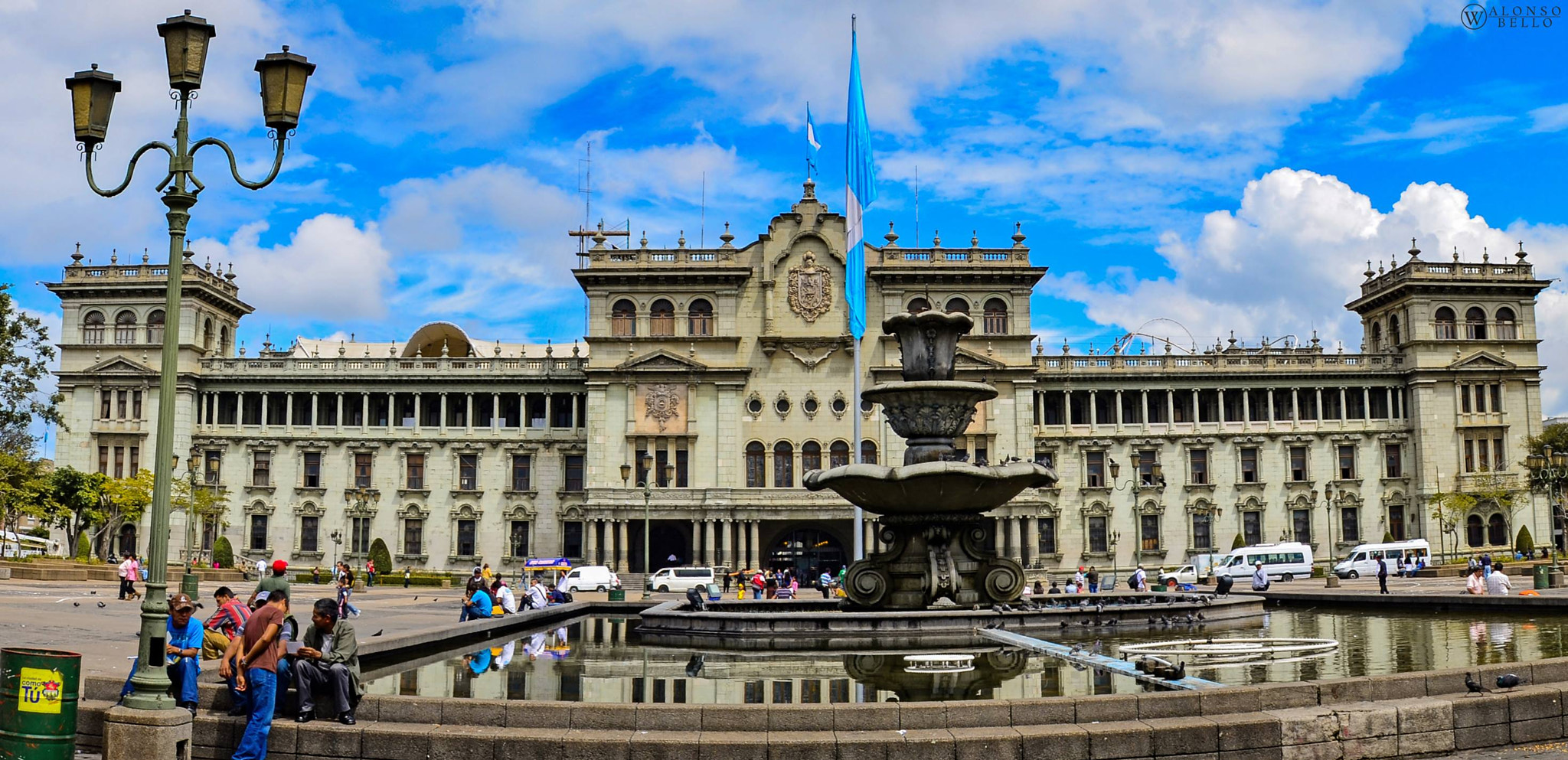 Government Palace Guatemala