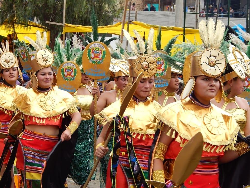Carnival Peru