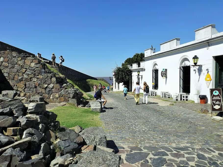 Ruins of Uruguay