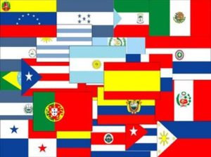 Flags of the Spanish Speaking Countries