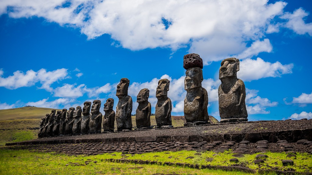 Easter Islands Chile