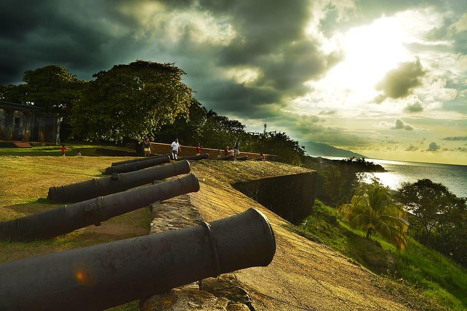 Trujillo Castles Honduras