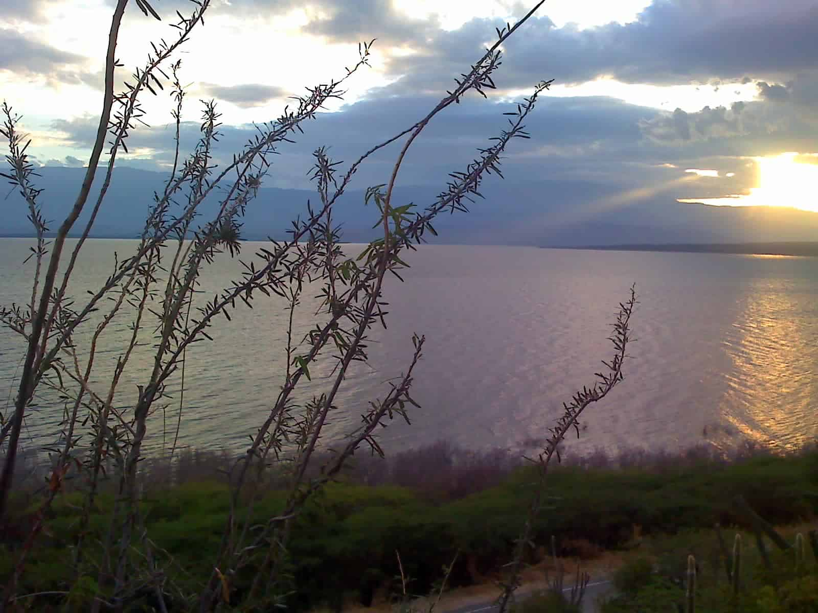 Enriquillo Lake, Dominican Republic